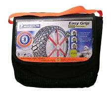 """Michelin CUS7907 Easy Grip G13 Snow Chains (Pair) To Fit 14"""" Wheel - RRP-£105!"""