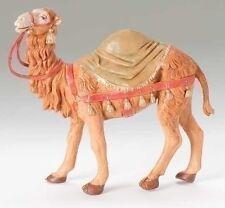 "Fontanini 5"" CAMEL WITH SADDLE BLANKET Nativity Figurine"