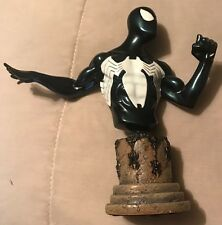 Bowen Designs Spider-Man Black Symbiotic Limited Edition of 3750 Mini Bust