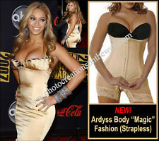 "INSTANT TUMMY TUCK BODY ""MAGIC"" FASHION WAIST CINCHER GIRDLE-LIFTS BREAST/BUTT 1"