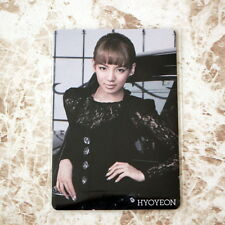 Girls Generation Mr.taxi Official Photocard UPCH-89098 Hyoyeon