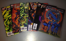 Fantastic Four #527-532 By J. Michael Staczynski (Complete) NM VARIANT Marvel