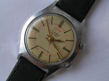 VINTAGE WATCH POLJOT ALARM SIGNAL USSR 18 jewels