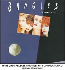 The Bangles - The Very Best Greatest Hits Collection - RARE 1990 CD 80's