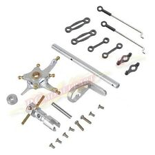 CNC Metal Upgrade Set + NE4260006 F WL V911 Nine Eagles 260A Micro Helicopter S