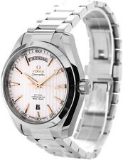 OMEGA SEAMASTER AQUA TERRA CO-AXIAL DAY DATE WATCH | 231.10.42.22.02.001