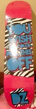 WWE Dolph Ziggler You Wish You Could Pull This Off Skateboard DECK ONLY NEW