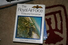 THE ROYAL AIR FORCE - TODAY AND TOMORROW BOOK BY GROUP CAPTAIN RA MASON