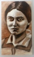 St Teresa Benedicta. Edith Stein. Murdered by Nazis,  Four Cards