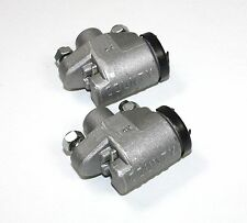 MG TD & TF   PAIR OF FRONT WHEEL CYLINDERS