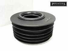 """uPVC Waste to Soil Adapter Cap Pipe Reducer 110mm 4"""" to 50mm 55mm 2"""" Underground"""