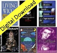 Witchcraft and Wicca Collection - 166 eB00ks