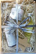 Aromatherapy All Natural & Men's Gift Set with Balm, Bath Oil & Shaving Oil