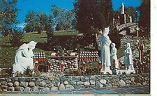 ATTLEBORO,MASSACHUSETTS-GARDEN OF THE APPARITION--(MASS-MISC33*)