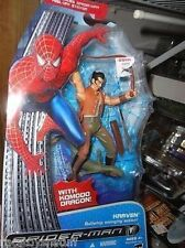 SPIDERMAN SERIES FIGURE KRAVEN WITH KIMODO DRAGON. MINT IN BOX  FREE U.S. SHIP