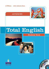 Longman TOTAL ENGLISH Advanced Level Students' Book with DVD @Brand New@