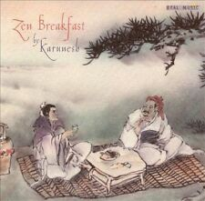 FREE US SH (int'l sh=$0-$3) ~LikeNew CD Karunesh: Zen Breakfast
