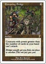ENSNARING BRIDGE Seventh Edition MTG Artifact RARE