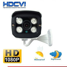HD-CVI 2MP Full HD 1080P Waterproof Outdoor CCTV Bullet CVI Camera Night Vision