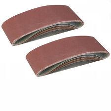 Schleifband Schleifbänder 10 St. passend für Bandschleifer WORX WX 661 .1