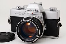 【NEAR MINT】 Minolta SRT 101 CLC w/ MC ROKKOR-PF 58mm F/1.4 from japan #292