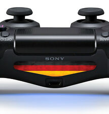 Germania Bandiera PlayStation 4 (PS4) CONTROLLER LUCE BAR Adesivo Decalcomania