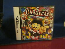 Nintendo DS Carnival Games Video Game