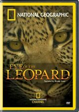 NATIONAL GEOGRAPHIC EYE OF THE LEOPARD New Sealed DVD