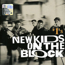 New Kids On The Block - Number One's [CD New]