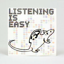 Listening Is Easy - The Rest, Gay Blades, Fol Chen, Hopewell - music cd