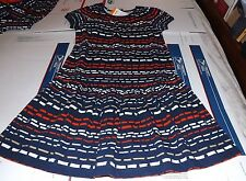 girls gymboree prep perfect dress size 8 nwt