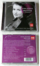 ANNE-SOPHIE MUTTER - A Portrait .. 2010 EMI Classics CD OVP/SEALED