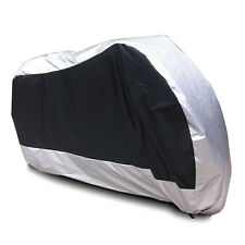 XXL Silver Motorcycle Cover For BMW R1150GS Adventure R1200GS Adventure R1200RT