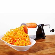 ICO Vegetable Spiralizer: Make Vegetable Spaghetti, Beetroot Salads, and many mo