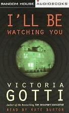 I'll Be Watching You Set by Victoria Gotti (1998, Cassette, Abridged)