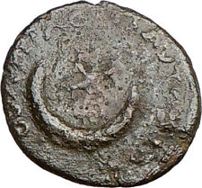 CARACALLA  Pautalia in Thrace 198AD Ancient Roman Coin STAR MOON i22728