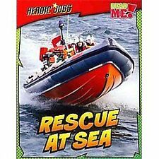 Rescue at Sea by Chris Oxlade (2012, Paperback)