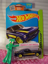 2015 SUPER TREASURE HUNT Hot Wheels 65 MUSTANG 2+2 FASTBACK #242☆Blue;Real Rider