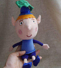 "Ben and Holly's Little Kingdom Ben soft 6"" plush doll please read"