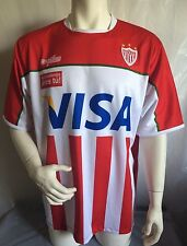 Club Necaxa Liga MX Football Soccer Jersey Adult Size XL White Red