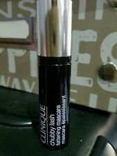 Clinique CHUBBY LASH Fattening Volumising MASCARA 4ml 01 JUMBO JET TRAVEL SIZE