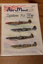 Aeromaster 1/48 (48-465): Spitfire at War (Part IV)
