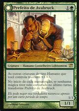 Prefeito de Avabruck FOIL / Mayor of Avabruck | NM | Prerelease Promos | POR