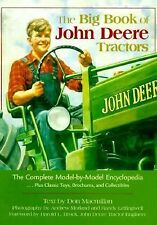The Big Book Of John Deere Tractors by Don Macmillan (1999, Hardcover)#3155