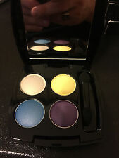AVON TRUE COLOR EYE SHADOW QUAD SHADE fantasy land  Q914 NIB