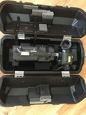 Sony -DXC-327B w/PVV3 BetacamSP w/canon Bctv Zoom Lens And Case Bundle