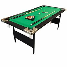 6' Feet Billiard Pool Table Portable Snooker Accessories included Game COLORADO