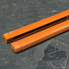 Window Trickle Vent 400mm TAN Ventilation PVCU UPVC Greenwood damp mold Brown