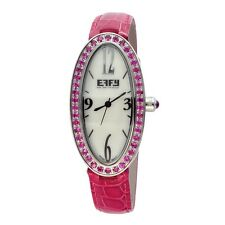 Effy Liberty Pink Sapphire 1.90 Tcw Mother-of-Pearl Dial Ladies Watch Z00Z099PP0