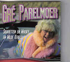 Gre Parelmoer-Sigaretten en Whiskey en Wilde Kerels cd single